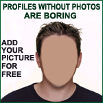 Image recommending members add New York Passions profile photos